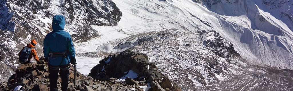 Andean climbing adventure