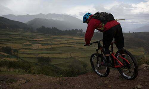 Maras mountain biking Tour