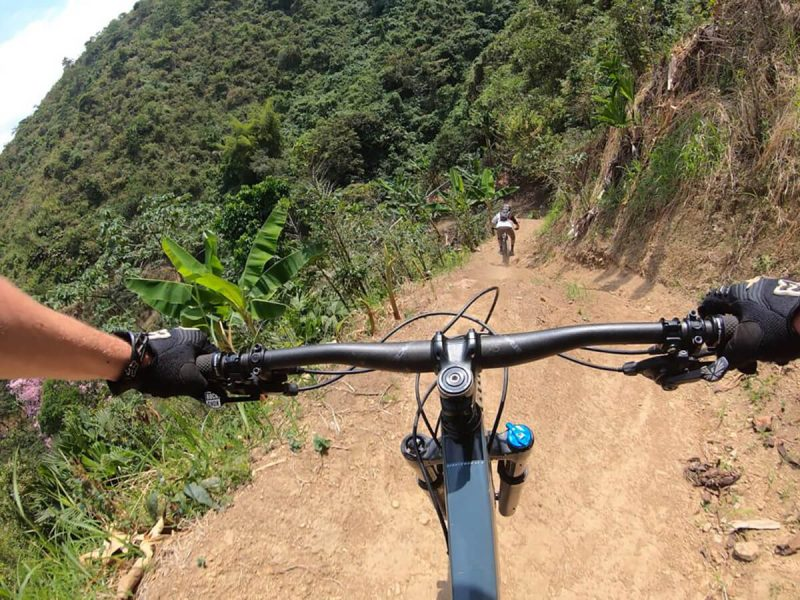 colombia mtb trails