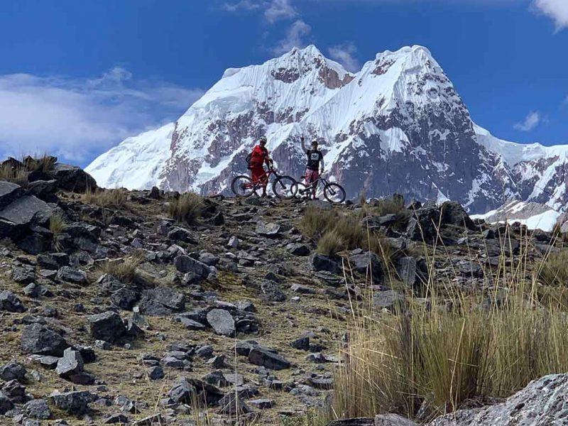 Ausangate mountain biking Trip