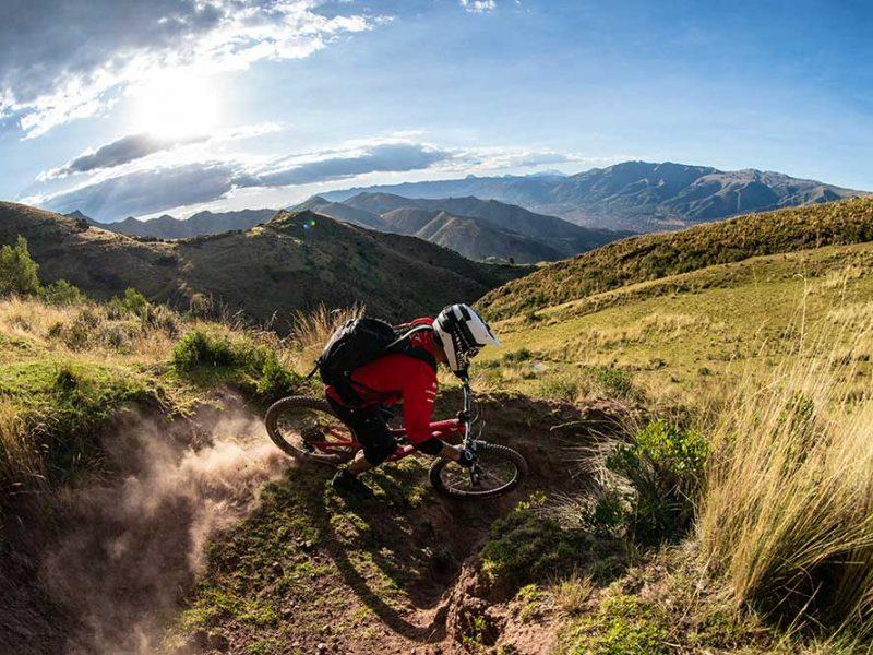 mountain bike vacation