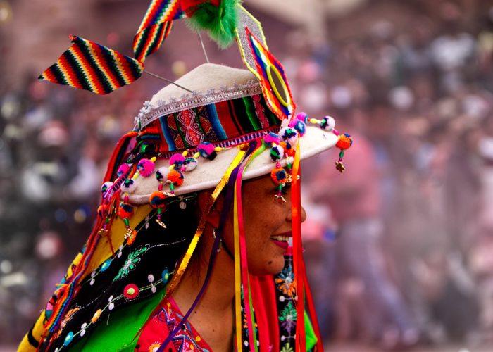 Festival cusco