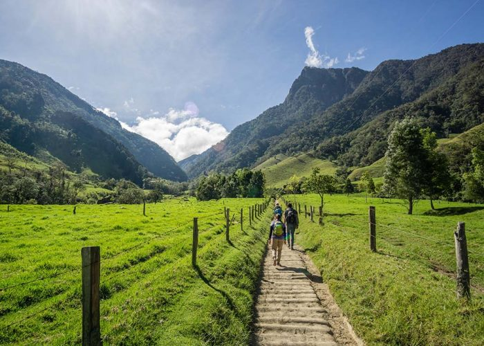 Colombia hiking tour