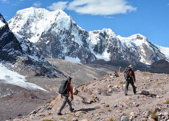 Peru trekking adventure tour