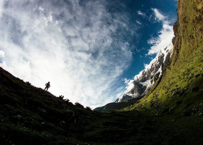 Trek Salkantay route
