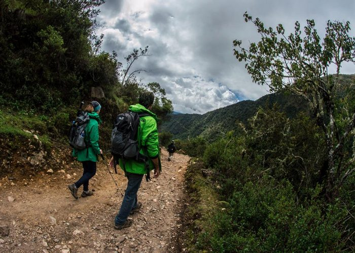 Peru hiking tour