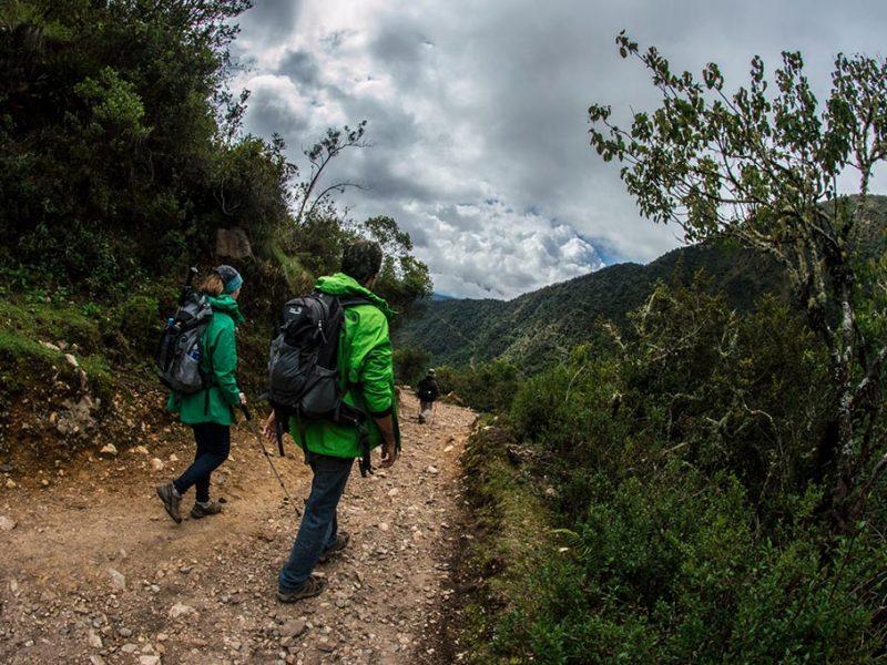 Peru hiking tour