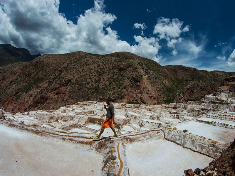 Peru vacation salt flats