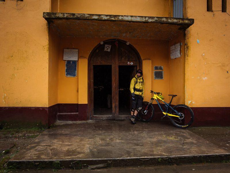 Geoff Gulevich mountain biking cusco trails