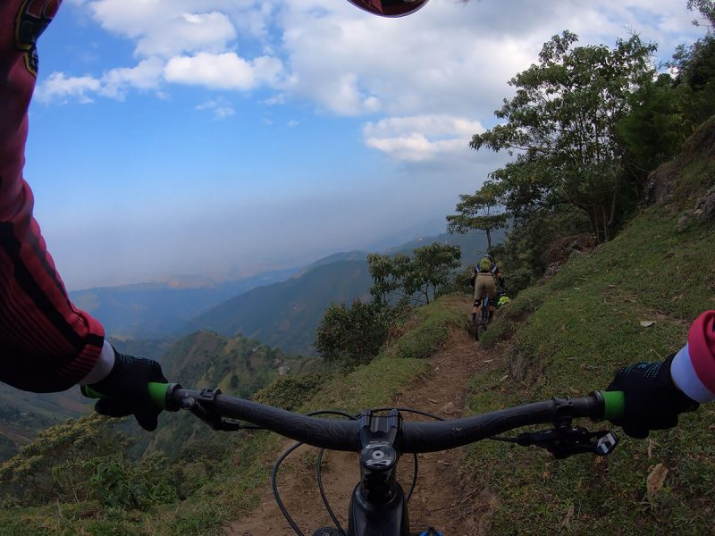single trails colombia