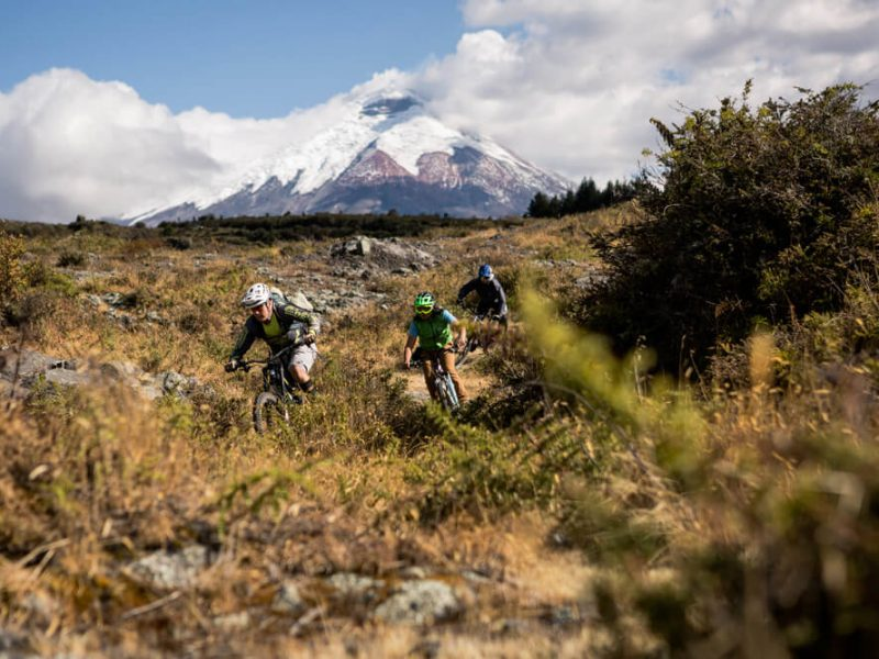 bike trip ecuador
