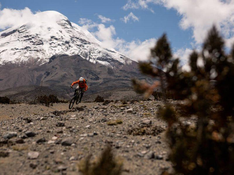 mountain bike trip ecuador