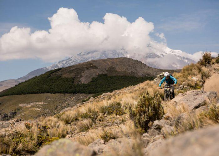 Single trail ecuador