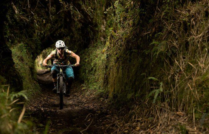MTB trails Ecuador
