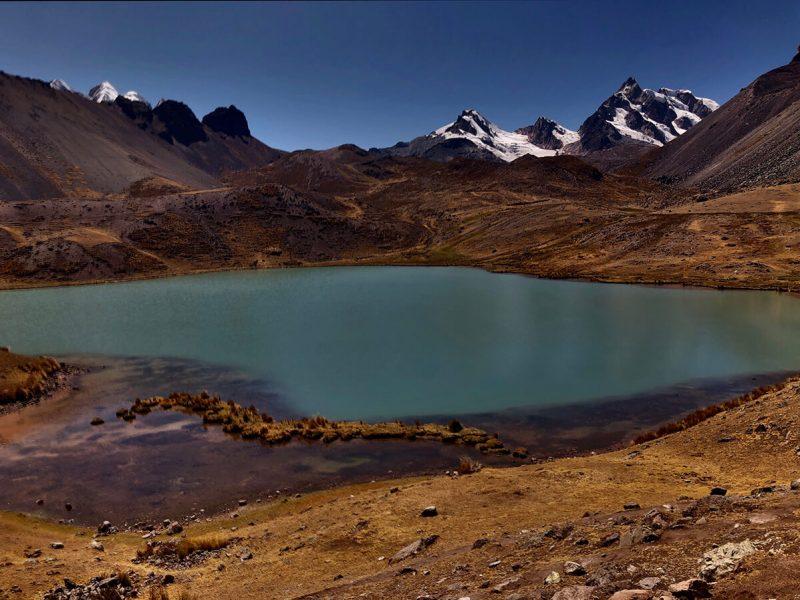 glacier lakes ausangate