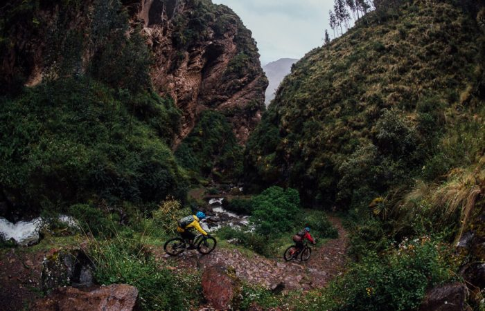Lares stairs ride