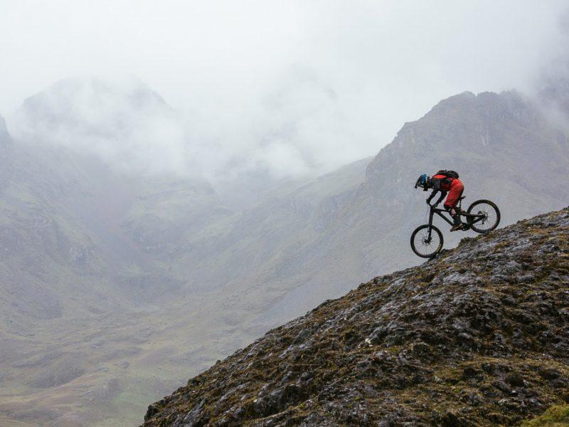 Mitch Chubey mtb adventure tour Cusco