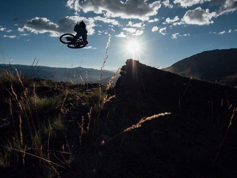 Mitch Chubey mtb adventure tour Peru