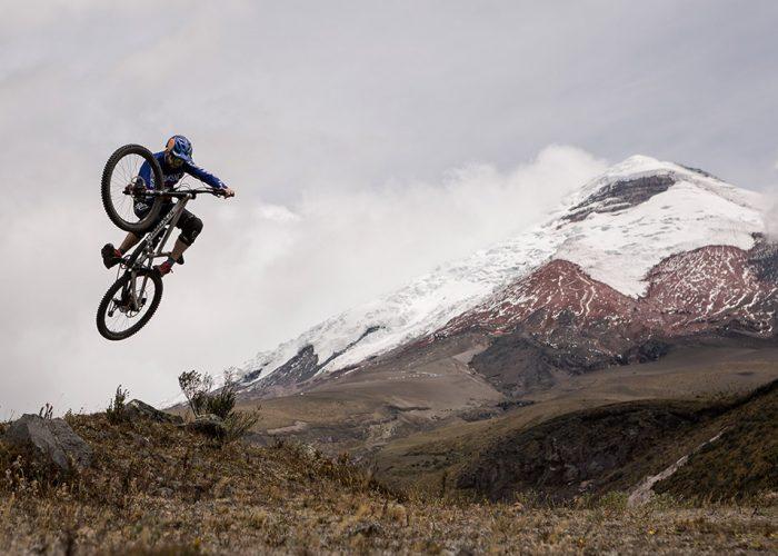 Mountain Bike CotoPaxi Volcano