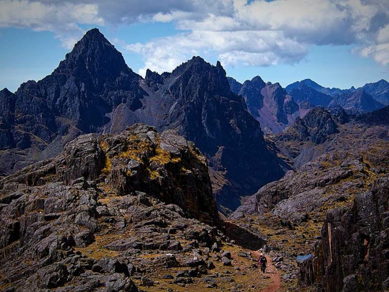 Trek Lares Peru