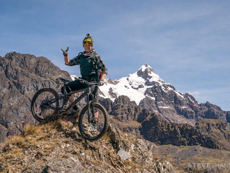 Mountain biking cusco on Lares mtb tour