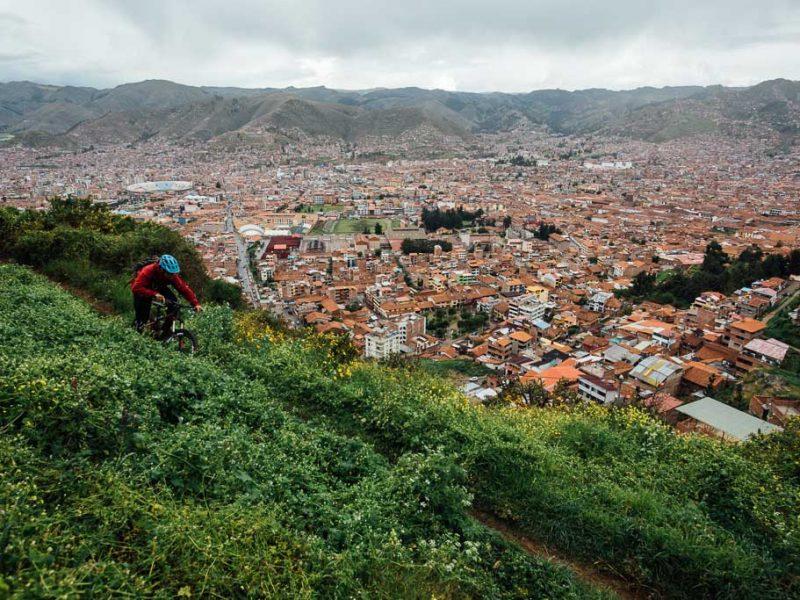 Cusco MTB adventure tour