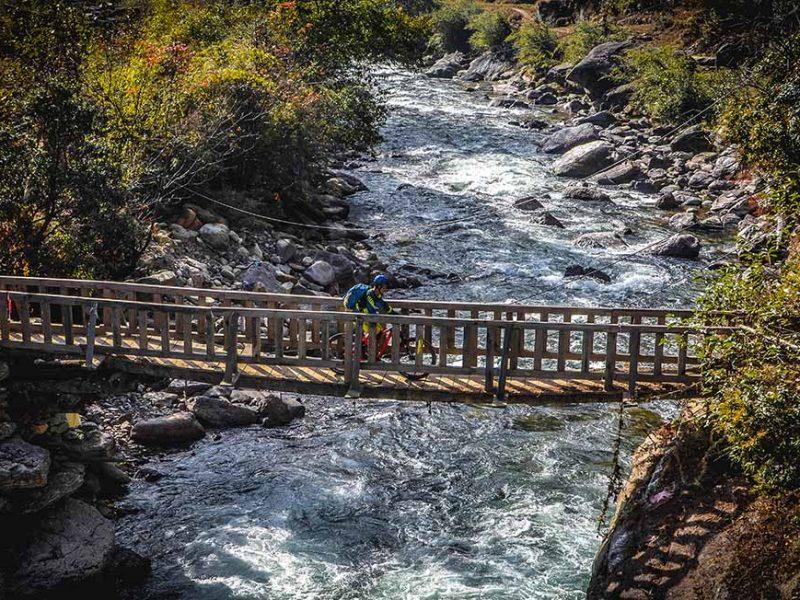adventure riding nepal