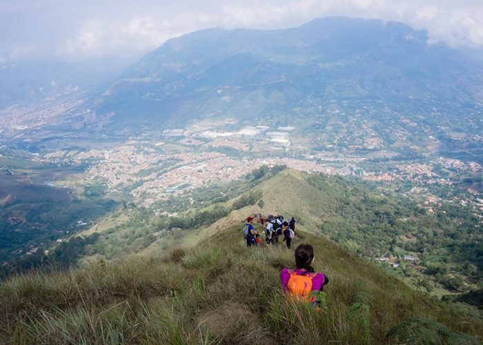 Colombia trekking tours