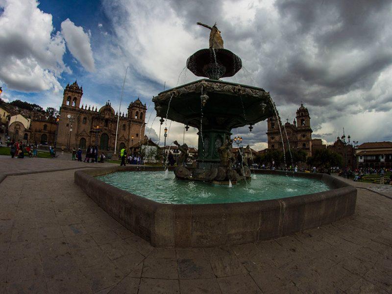 Cusco Peru Plaza de Armas