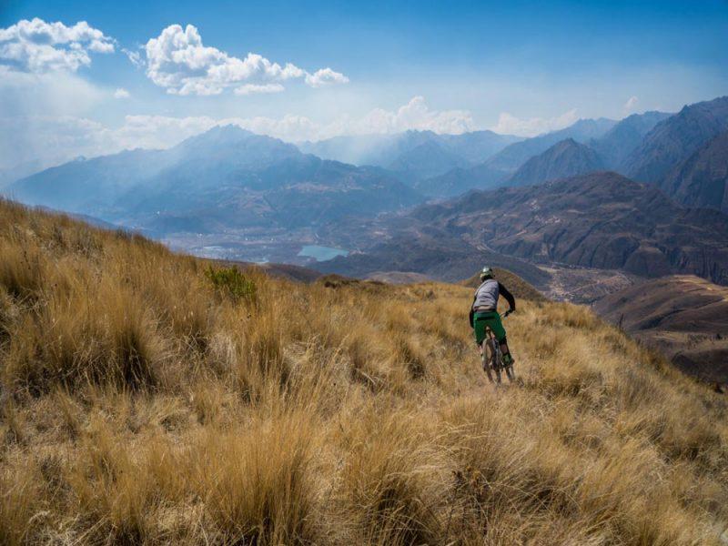 cusco mountain bike chipta trail