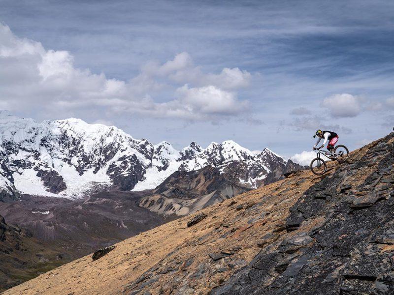 Joride Lunn Ausangate mountain Biking Trip