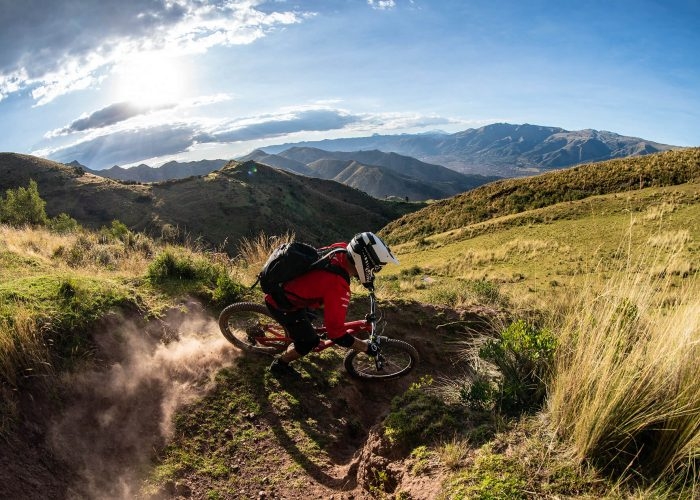 Cusco MTB trails