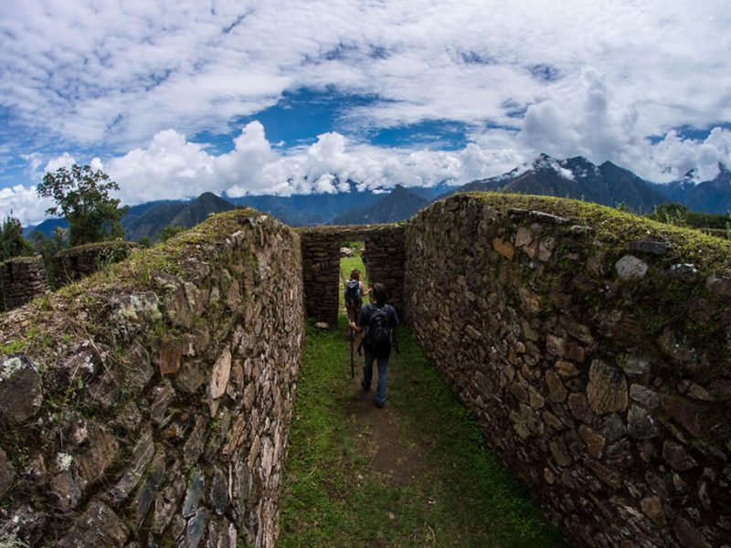 Llactapata hiking tour