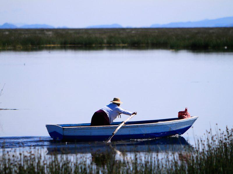 lake titicaca adventure